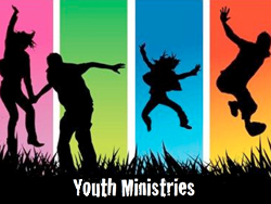 Youth Ministries, youth jumping