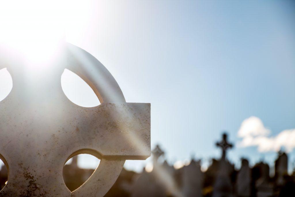 Cemetery Sunshine