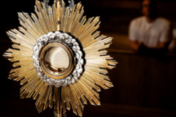 Join us for Holy Hour