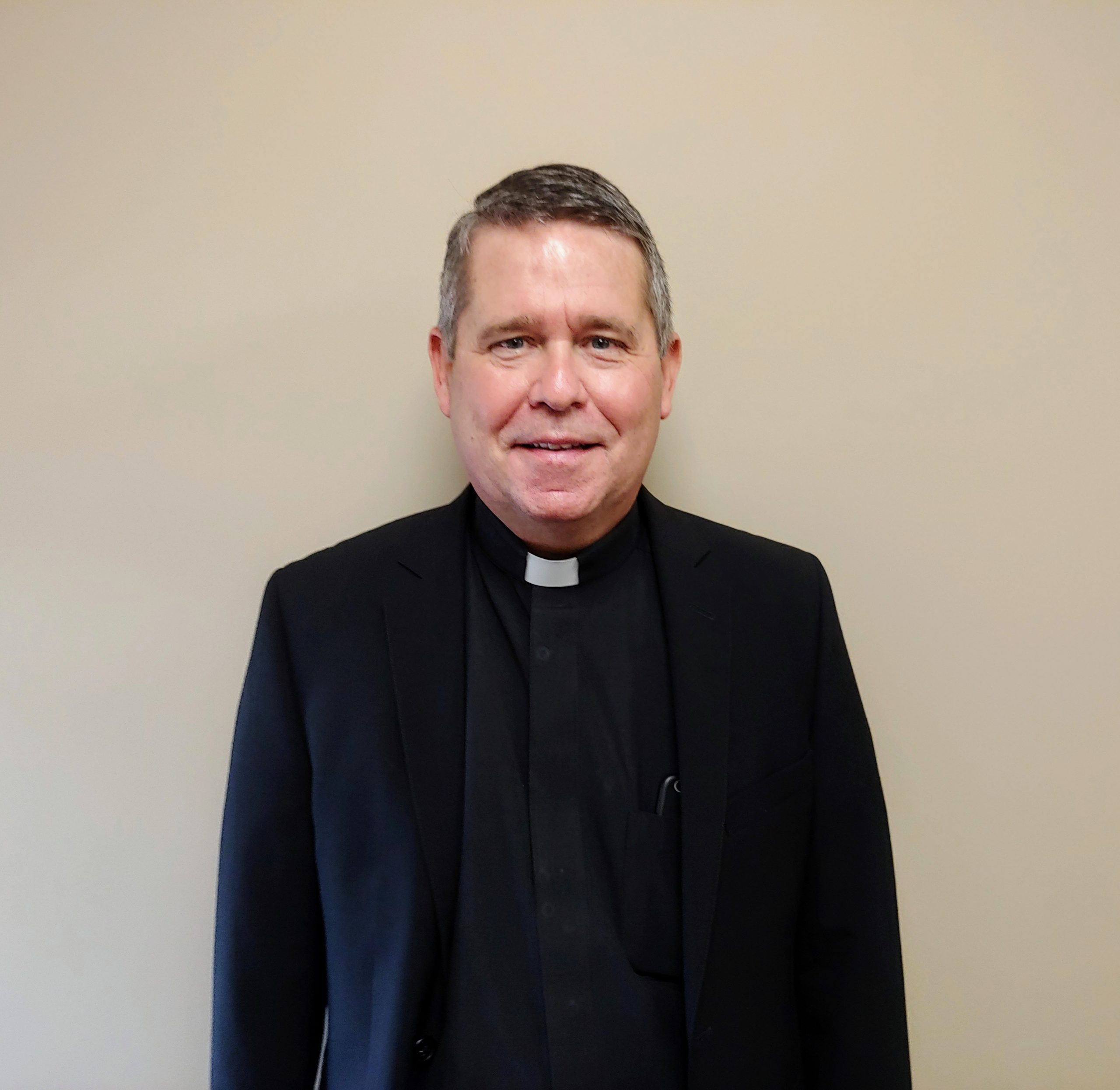 Fr. Keith Stripe : Pastor